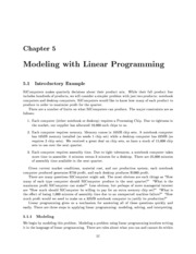 Linear Programming NOTES_chap5