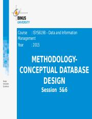 4. Z02410000120154004Session 5&6_Conceptual Database Design.pptx