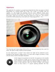 Aperture, Shutter Speed and ISO.pdf