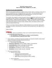 PSY 205_Exam 3 Study Guide-1.docx