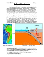 The Great Chilean Earthquake.pdf