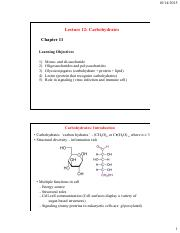 L12 - Carbohydrate.pdf