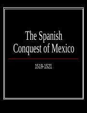 Spanish_Conquest_Mexico.ppt