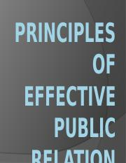 PRINCIPLES OF EFFECTIVE PUBLIC RELATION BY LEAL.pptx