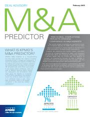 KPMG M&A Predictor.pdf