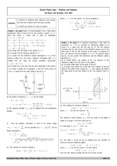 2014_2_3rd_GenPhy_Exam_Problem_Solution