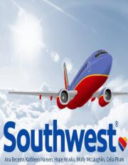 Southwest Airlines Presentation.pptx