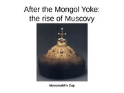 After the Mongol Yoke