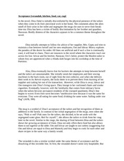 a fine balance essay Short essay samples  has taught me to look for differences to compromise and similarities to synthesize in order to balance different cultures.