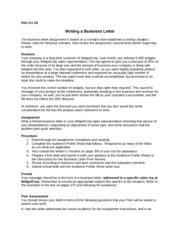 writing a persuasive memo