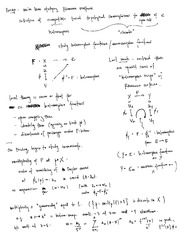 lecture 23 on Complex Analysis