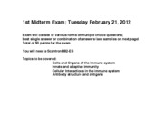 1stMidt Study Guide_Spring2012