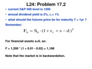 FE445 Lecture 24 Futures Prices and Commodities_Solutions