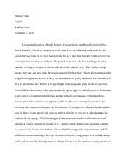 13th documentary analysis essay