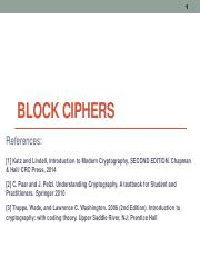 4-LectureNotes-BlockCiphers(DES)_Updated