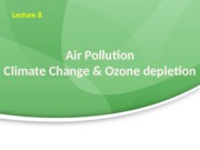 ES S1 1516 - L8 - Air pollution & climate change