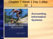 Chapter 7 Week 1 Day 1 Spring 2010 Revised