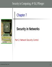 Chapter 7 - part 2- Network Security control.ppt
