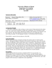 Syllabus actg445_Fall09