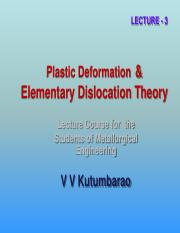 dislocation ppt online
