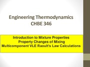CHBE 346_Lecture 06_VLE multicomponent_SV