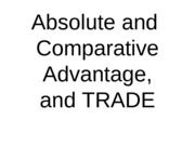_7 absolute _ comparavtive advantage