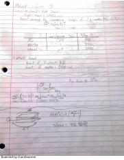 Heat and Internal Energy Notes
