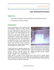 Lab-Chemical Processes