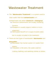 Wastewater Treatment.docx