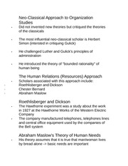 fayol taylor gulick management theories A presentation on luther gulick & his thoughts on management henry fayol: administrative management theory fw taylor: organizational theory and public management- jonathan r tompkins 3 notes on the theory organization- luther gulick (1937) 4.