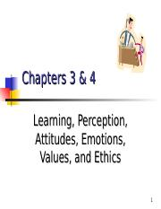 CHAPTER_3_4-Learning_Perception_Attitudes_Emotions_Values_and_Ethics.ppt