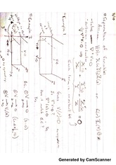 Variable Separation Notes/Homework