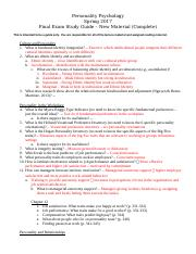 Final Exam Study Guide New Material.docx