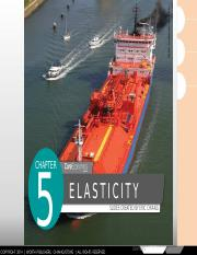 Chapter 5 - Elasticity.pptx