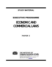 ECONOMIC AND COMMERCIAL LAWS (MODULE I PAPER 3).pdf