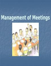 Management of Meetings.pptx