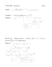 Practice Test 3 solutions (corr)