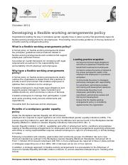 Developing a flexible working arrangements policy.pdf