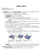CS 205A class_8 notes