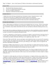 CIS 2050 Ch. 1 Study Guide Answers.doc