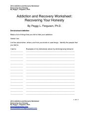 Recovering Your Honesty WorksheetMACpdf.pdf