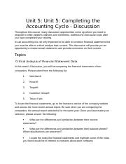 AC114-Accounting1 Unit05 Discussion.docx