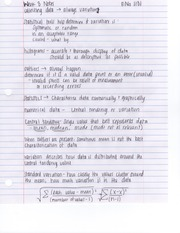 Class 8 Notes