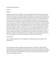 CDA WEEKLY PLAN - Weekly Lesson Plan STUDY\/THEME Summer