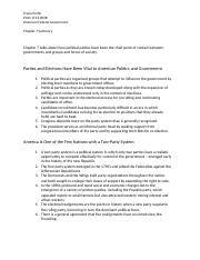 Chapter 7 Wrap Up - Political Parties, Participation, and Elections.docx