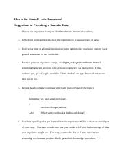 How to Get Started Writing a Narrative Essay(1) (1).docx
