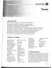 Chapter 2 Tools (1)