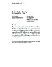 Chapter_4_on the needed quantity of government debt