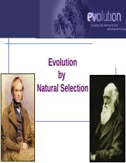 Darwin and Evolution PowerPoint (1)