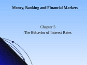PPT  - MONEY AND BANKING